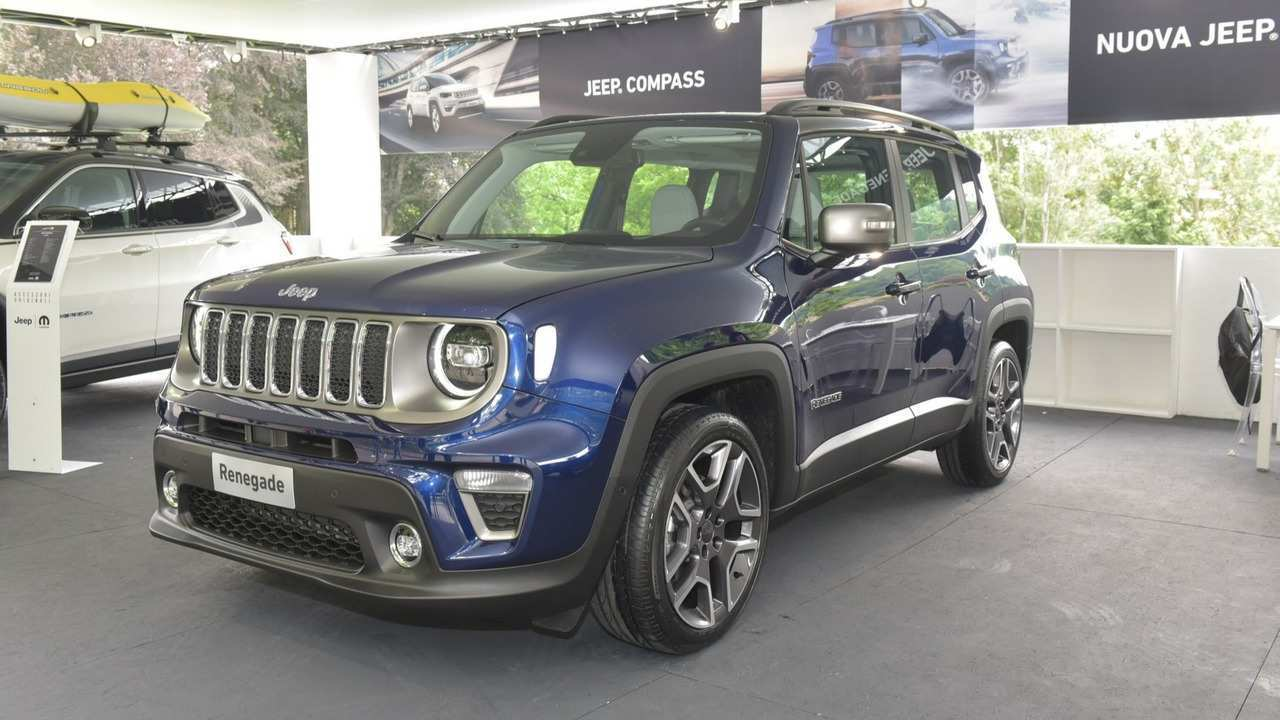 18 Gallery of 2019 Jeep Lineup Concept with 2019 Jeep Lineup