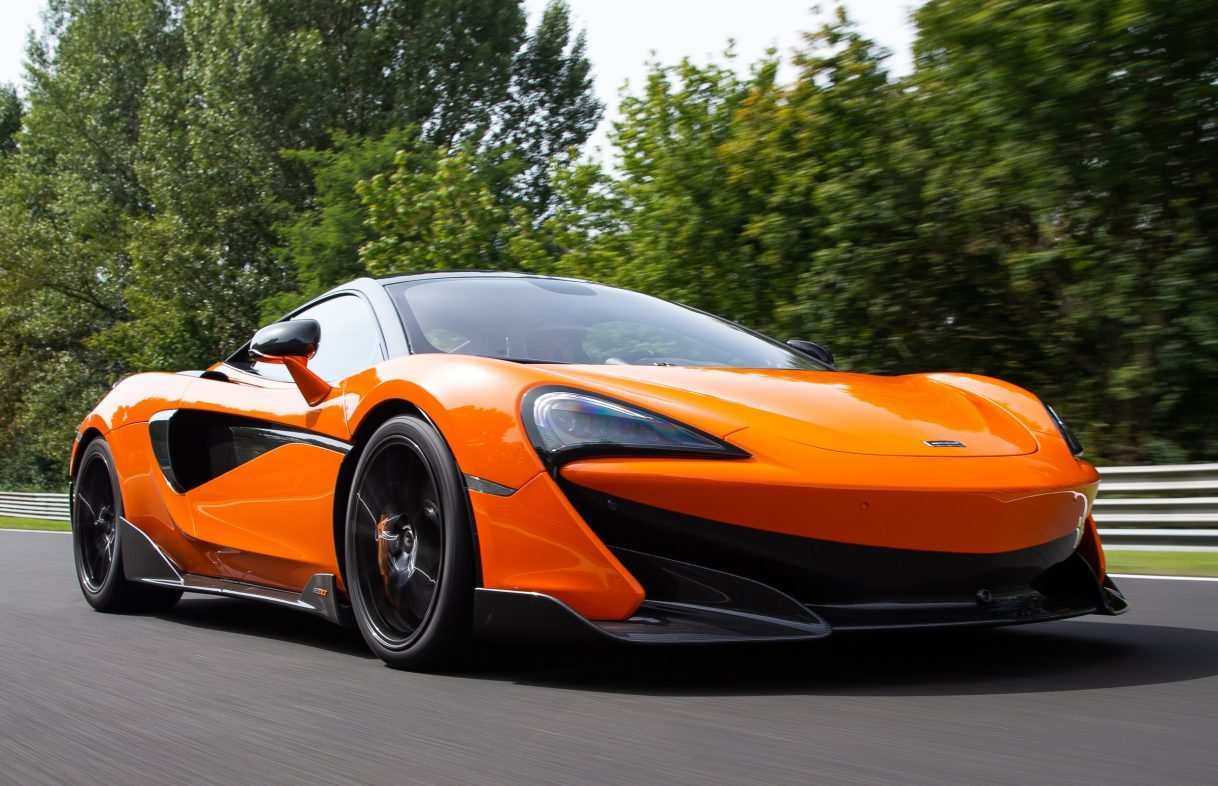 18 Gallery of 2019 Mclaren Sedan Engine by 2019 Mclaren Sedan
