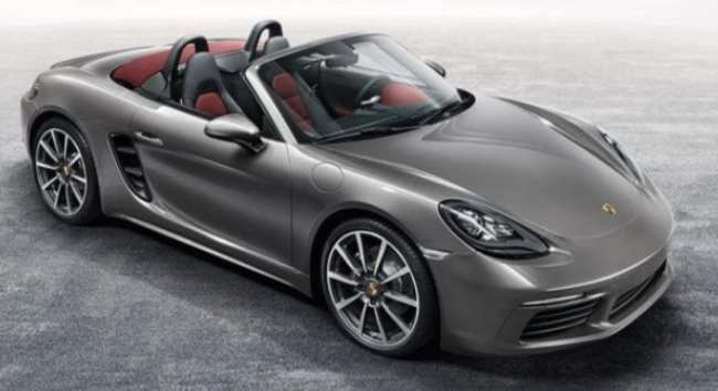 18 Gallery of 2019 Porsche 718 Changes Release for 2019 Porsche 718 Changes