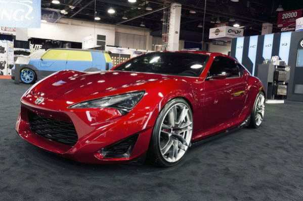 18 Gallery of 2019 Toyota S Fr Rumors for 2019 Toyota S Fr
