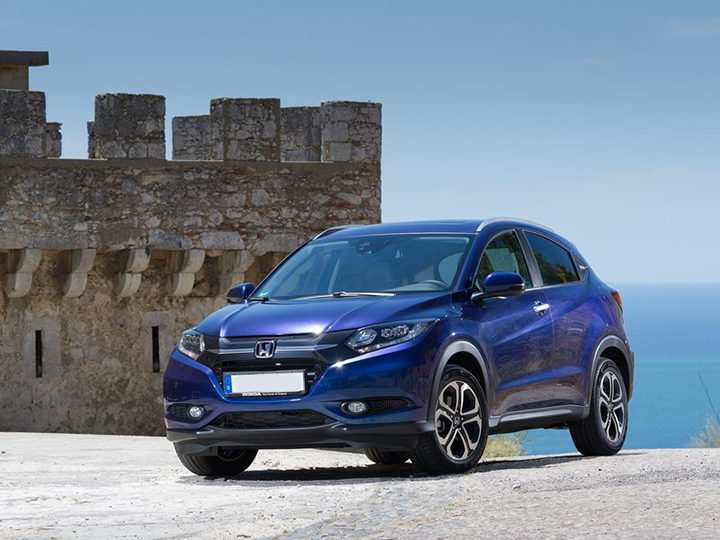 18 Gallery of 2020 Honda Vezel Research New with 2020 Honda Vezel