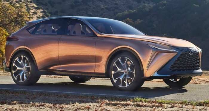 18 Gallery of 2020 Lexus Rx Interior with 2020 Lexus Rx