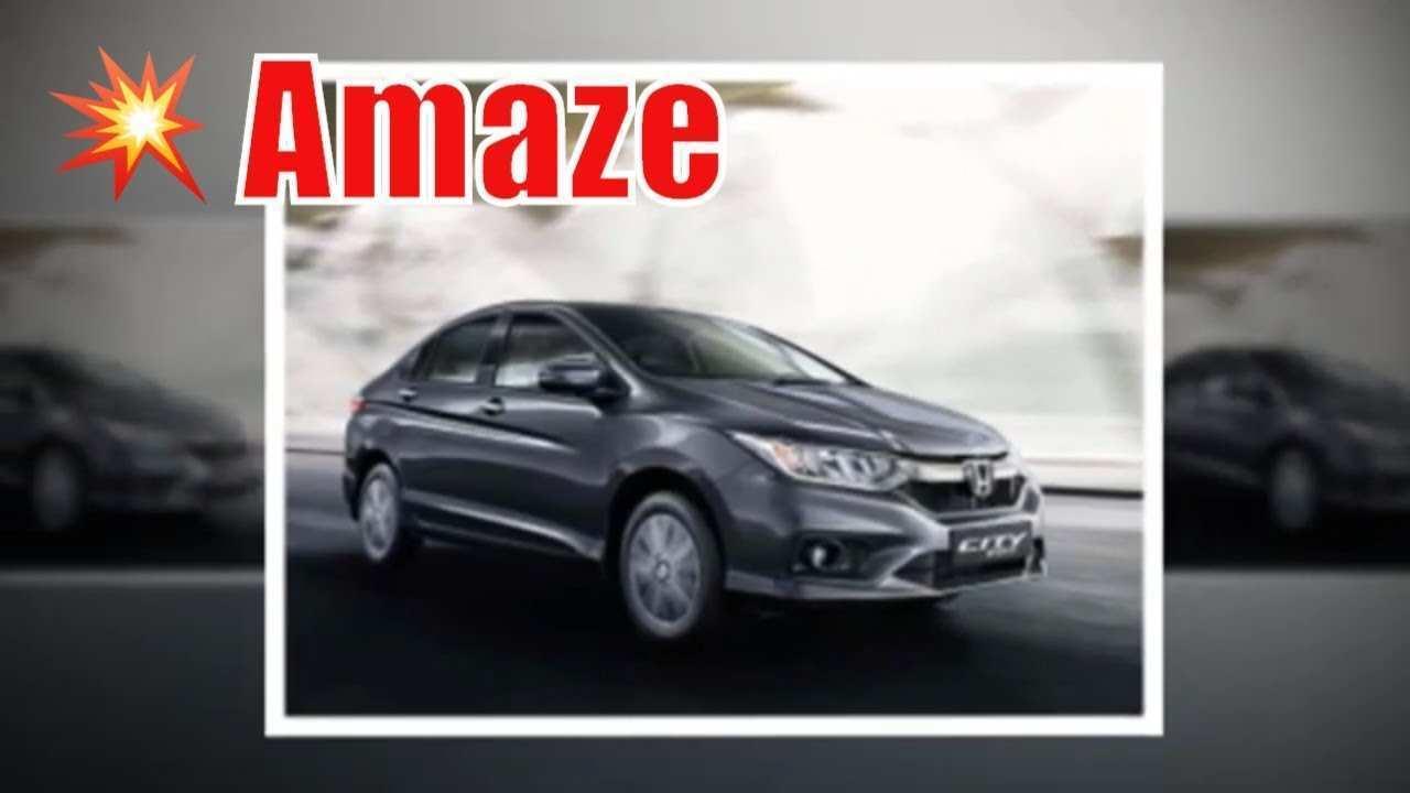 18 Gallery of Honda Amaze 2020 Spy Shoot by Honda Amaze 2020