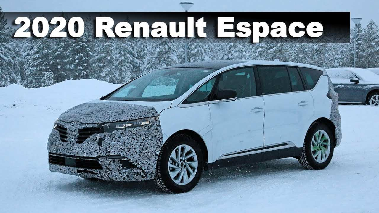 18 Gallery of Renault Modelle 2020 New Concept by Renault Modelle 2020