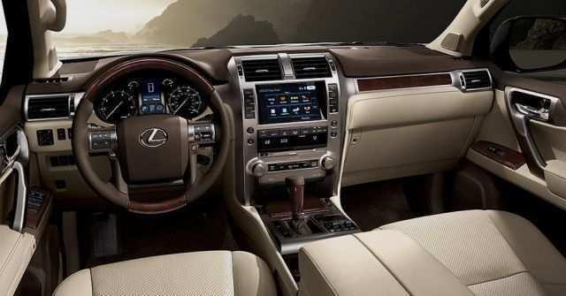 18 Great 2019 Lexus Gx 460 Release Date Interior by 2019 Lexus Gx 460 Release Date