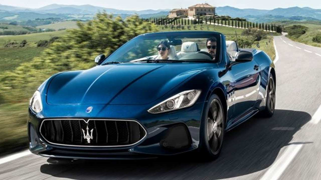 18 Great 2019 Maserati Gt Performance and New Engine for 2019 Maserati Gt