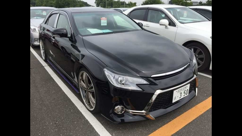 18 Great 2019 Toyota Mark X Pictures with 2019 Toyota Mark X