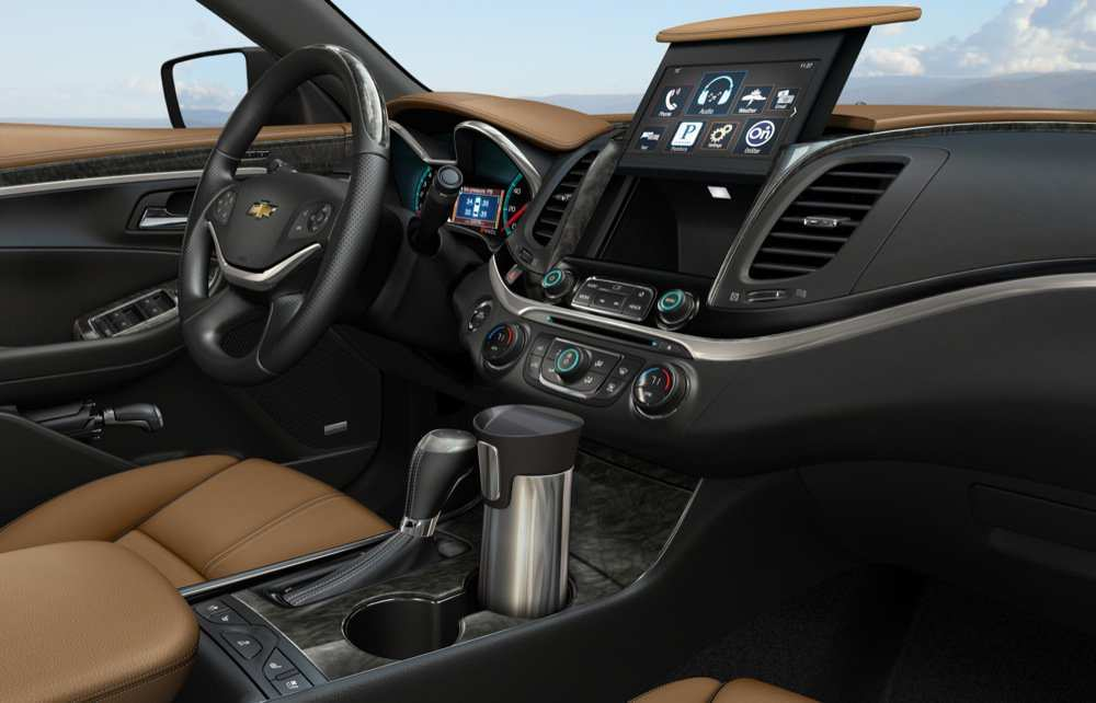 18 Great 2020 Chevrolet Impala Redesign with 2020 Chevrolet Impala