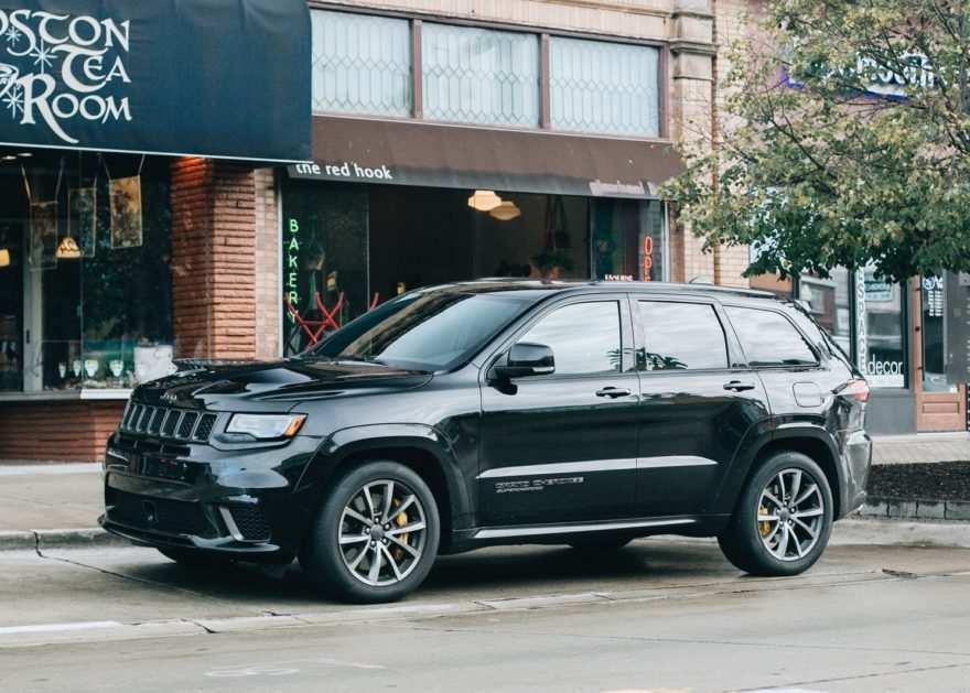 18 Great 2020 Jeep Grand Cherokee Redesign Spy Shoot by 2020 Jeep Grand Cherokee Redesign