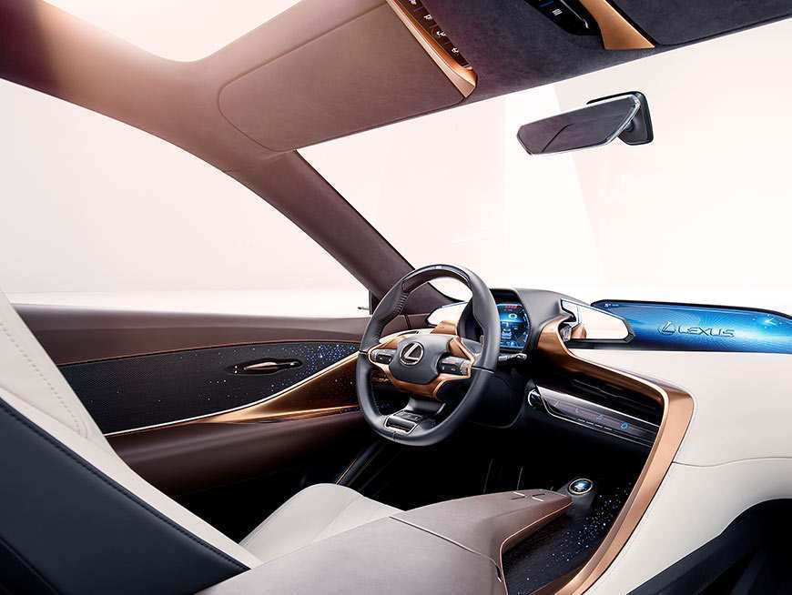 18 Great 2020 Lexus Lf1 Model with 2020 Lexus Lf1