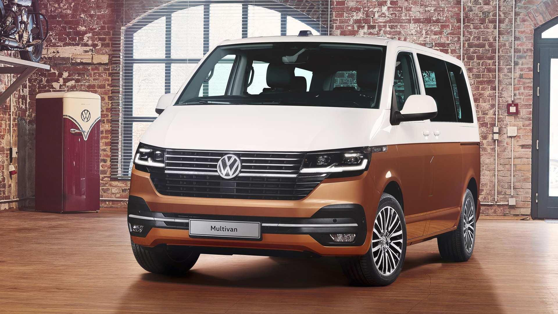 18 Great 2020 Volkswagen Van Exterior with 2020 Volkswagen Van