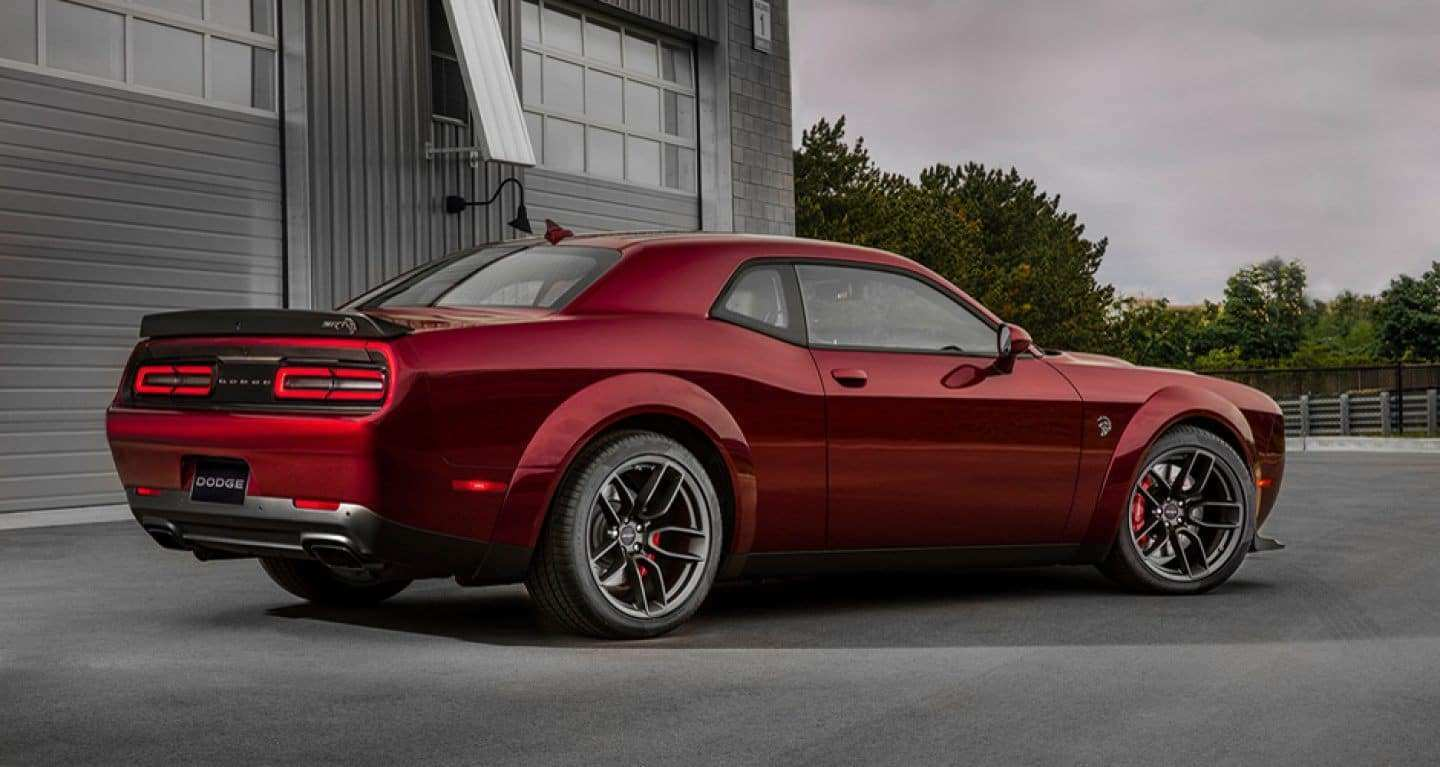 18 New 2019 Dodge Challenger Overview with 2019 Dodge Challenger