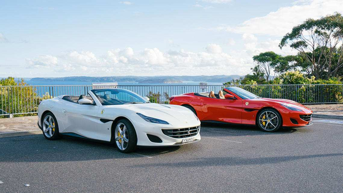 18 New 2019 Ferrari Portofino Redesign with 2019 Ferrari Portofino