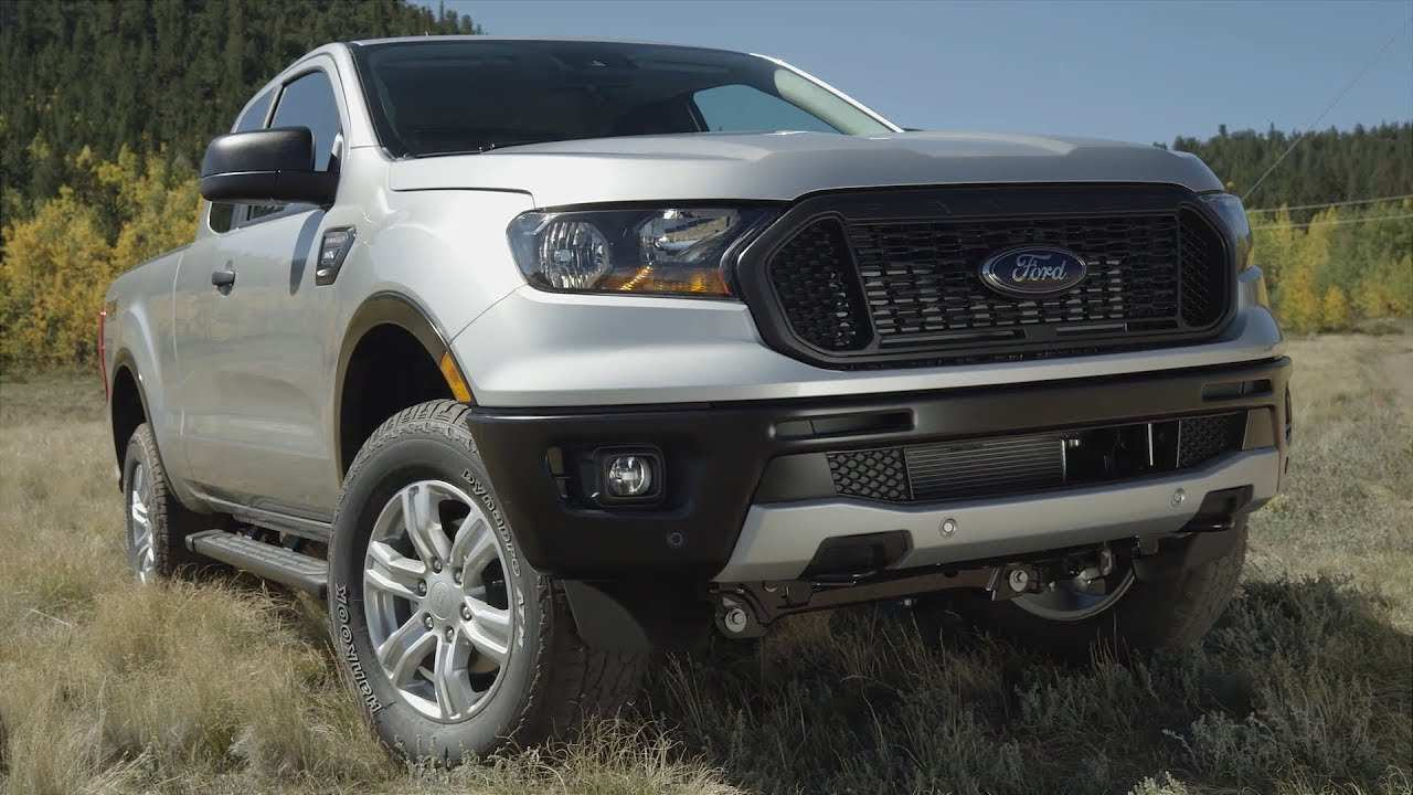 18 New 2019 Ford Ranger Youtube Release by 2019 Ford Ranger Youtube