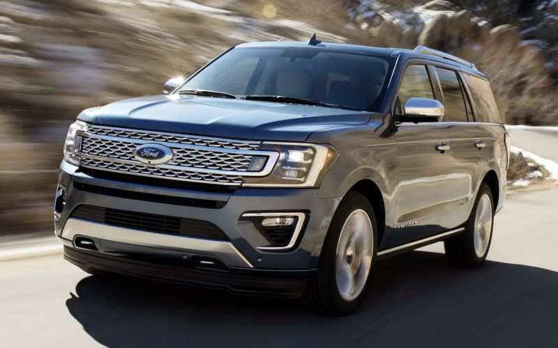 18 New 2019 Ford Suv Configurations by 2019 Ford Suv