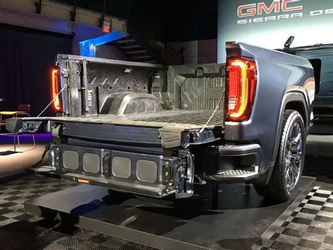 18 New 2019 Gmc Pickup Tailgate Ratings by 2019 Gmc Pickup Tailgate