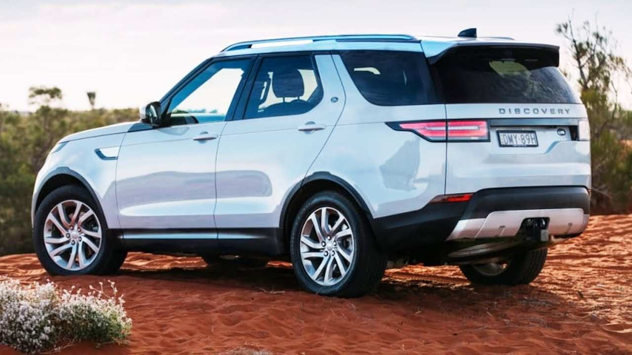 18 New 2019 Land Rover Lr4 First Drive for 2019 Land Rover Lr4
