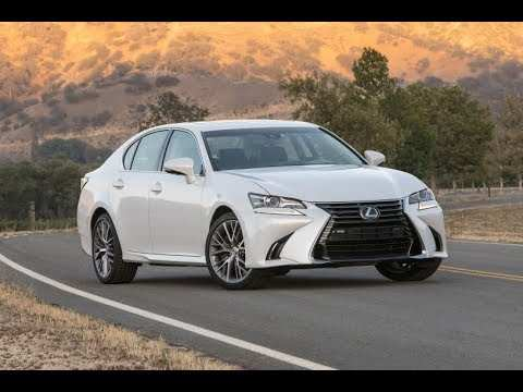 18 New 2019 Lexus Gs Redesign Prices with 2019 Lexus Gs Redesign