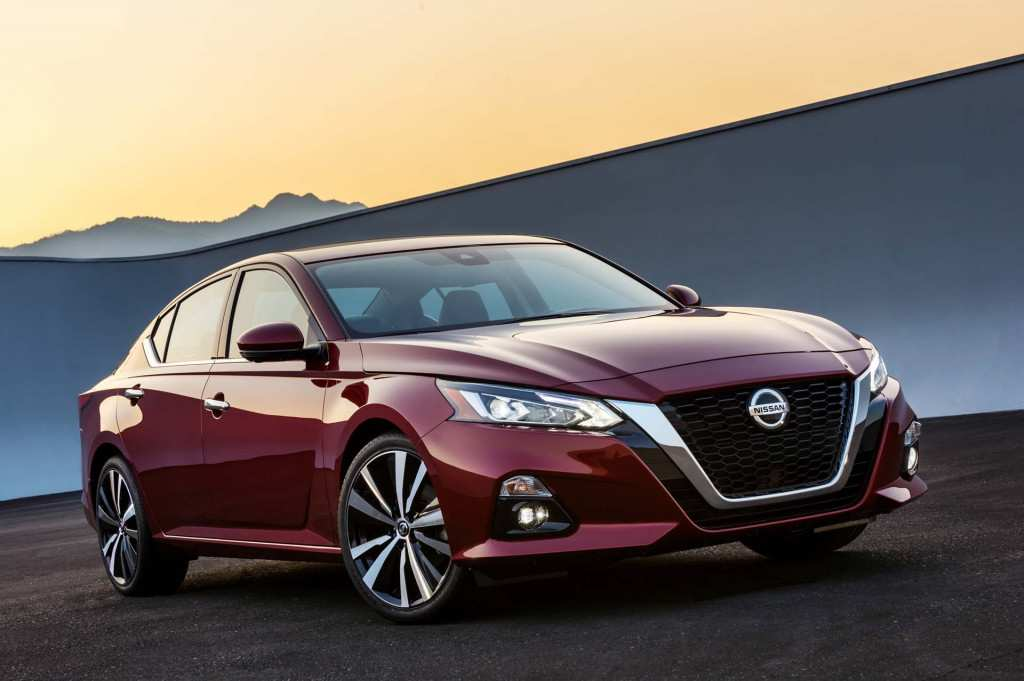 18 New 2019 Nissan Altima Coupe Performance and New Engine with 2019 Nissan Altima Coupe