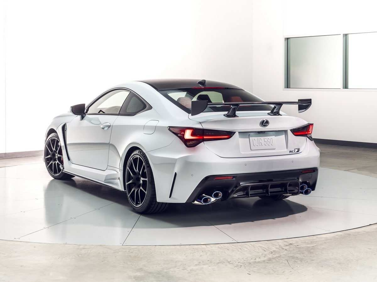 18 New 2020 Lexus Rcf Price and Review by 2020 Lexus Rcf