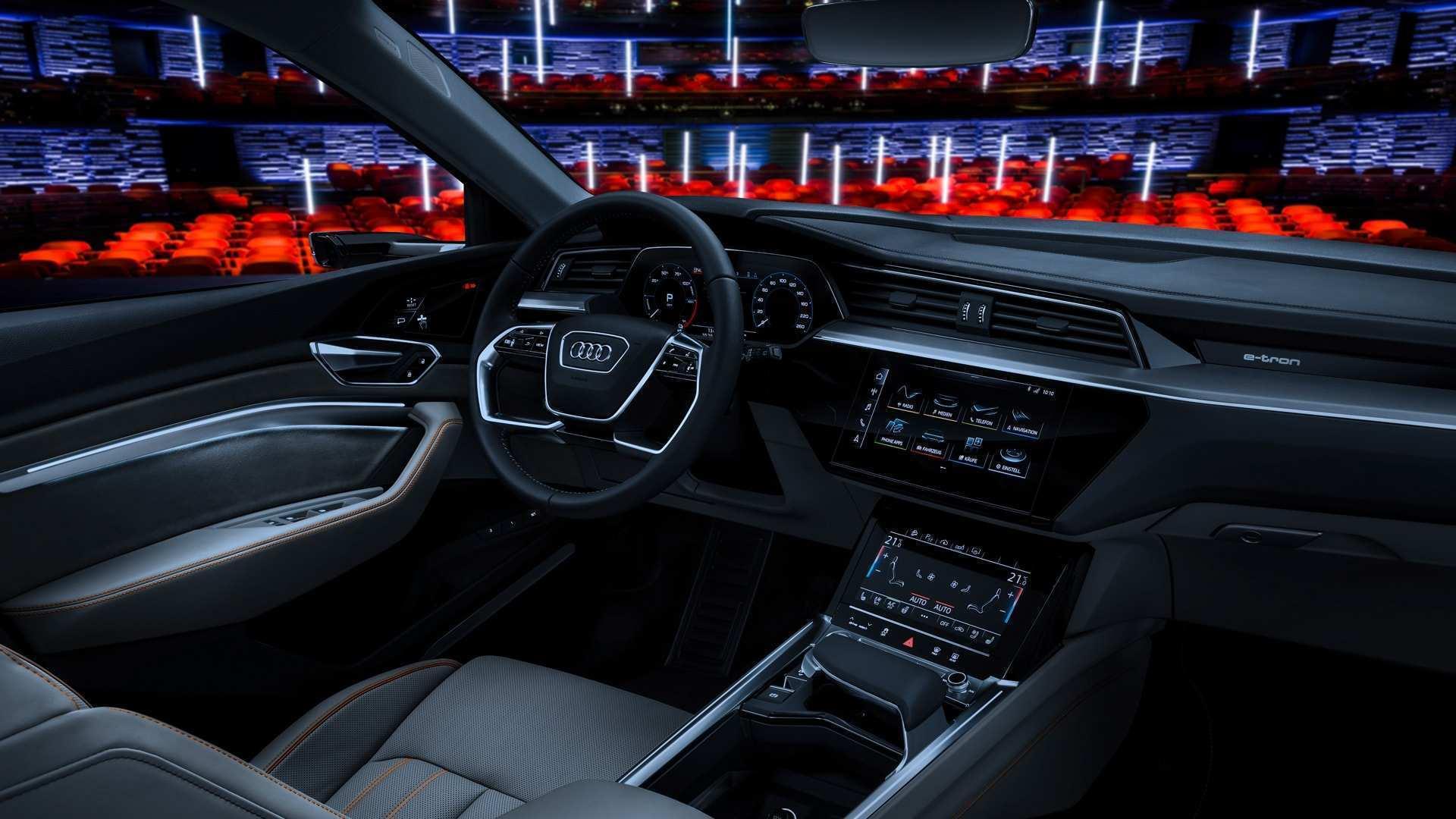 18 The 2019 Audi E Tron Quattro Concept for 2019 Audi E Tron Quattro