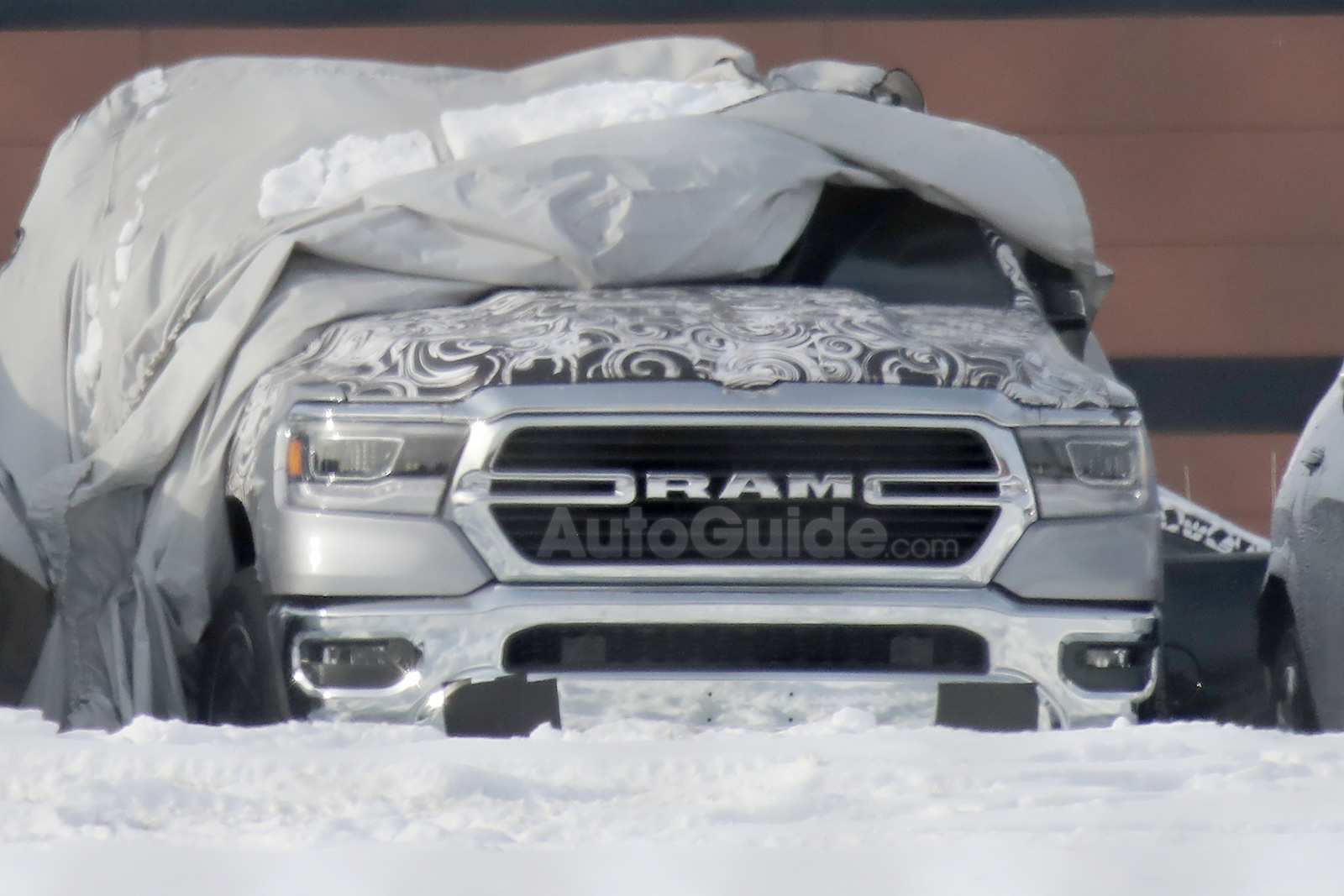18 The 2019 Dodge Ram Front End Redesign for 2019 Dodge Ram Front End