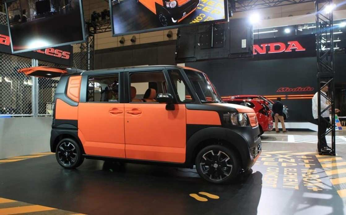 18 The 2019 Honda Element Redesign and Concept with 2019 Honda Element
