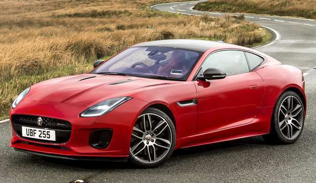 18 The 2019 Jaguar F Type Convertible Release Date by 2019 Jaguar F Type Convertible