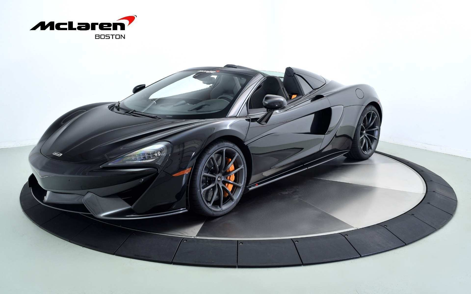 18 The 2019 Mclaren 570S Spider Performance and New Engine by 2019 Mclaren 570S Spider