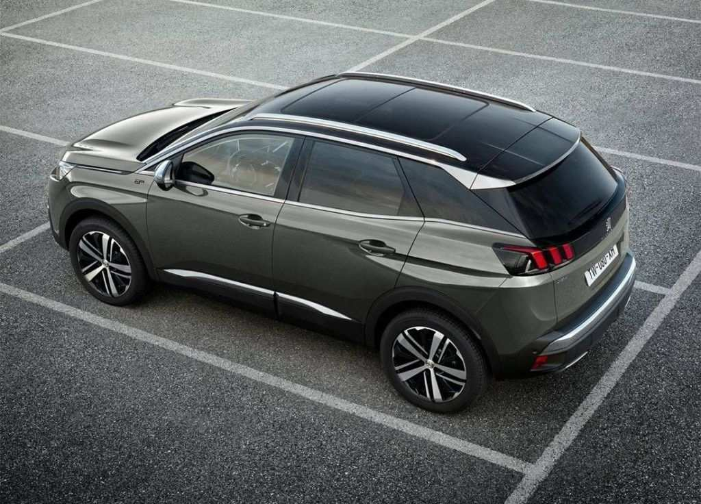 18 The 2019 Peugeot 3008 Hybrid Exterior and Interior for 2019 Peugeot 3008 Hybrid