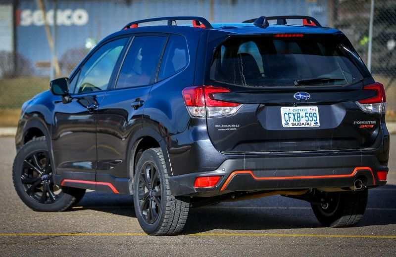 18 The 2019 Subaru Forester Sport Exterior and Interior with 2019 Subaru Forester Sport
