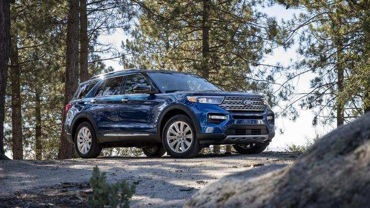 18 The 2020 Ford Explorer Design Research New with 2020 Ford Explorer Design