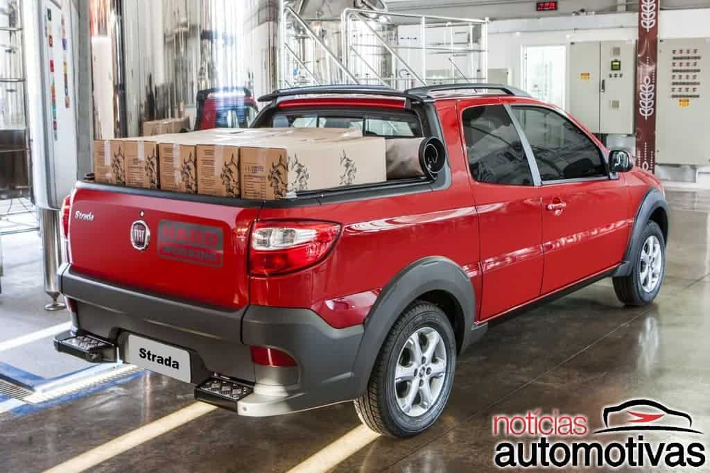 18 The Fiat Strada 2019 2 Interior by Fiat Strada 2019 2