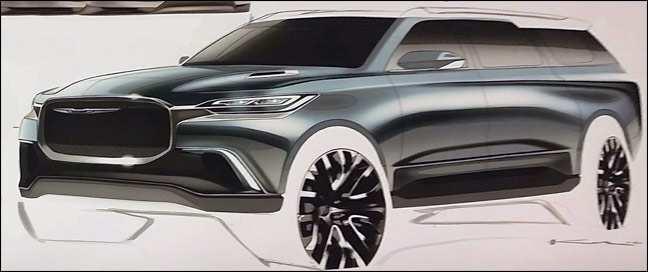 18 The New Chrysler 2020 Engine with New Chrysler 2020