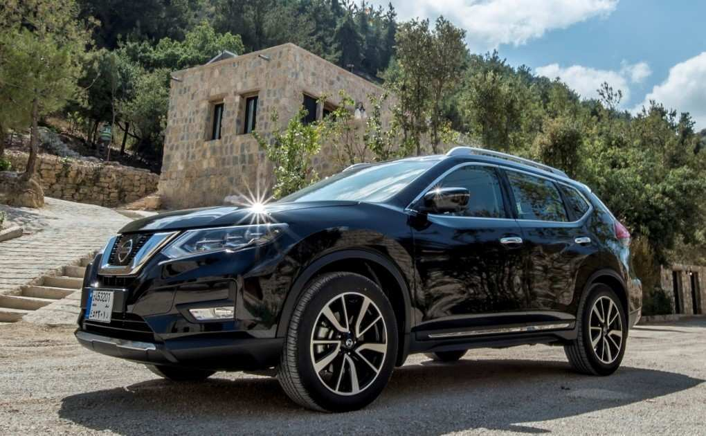 18 The Nissan X Trail 2020 Interior by Nissan X Trail 2020