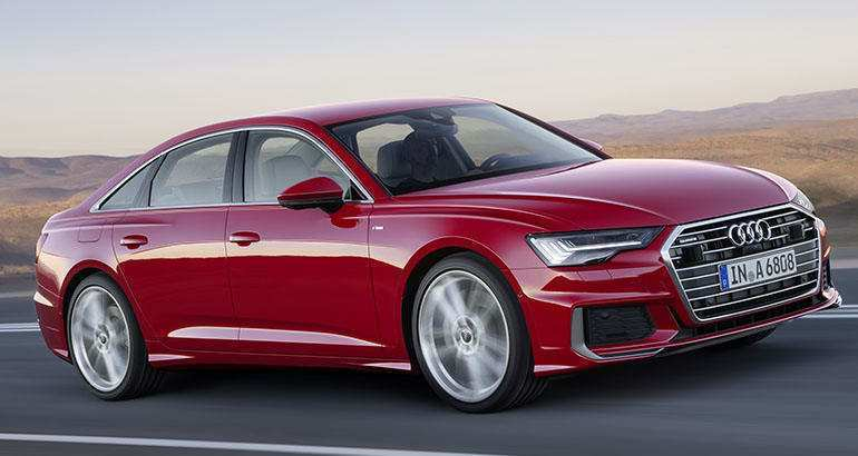 19 All New 2019 Audi A6 Release Date Usa Rumors with 2019 Audi A6 Release Date Usa