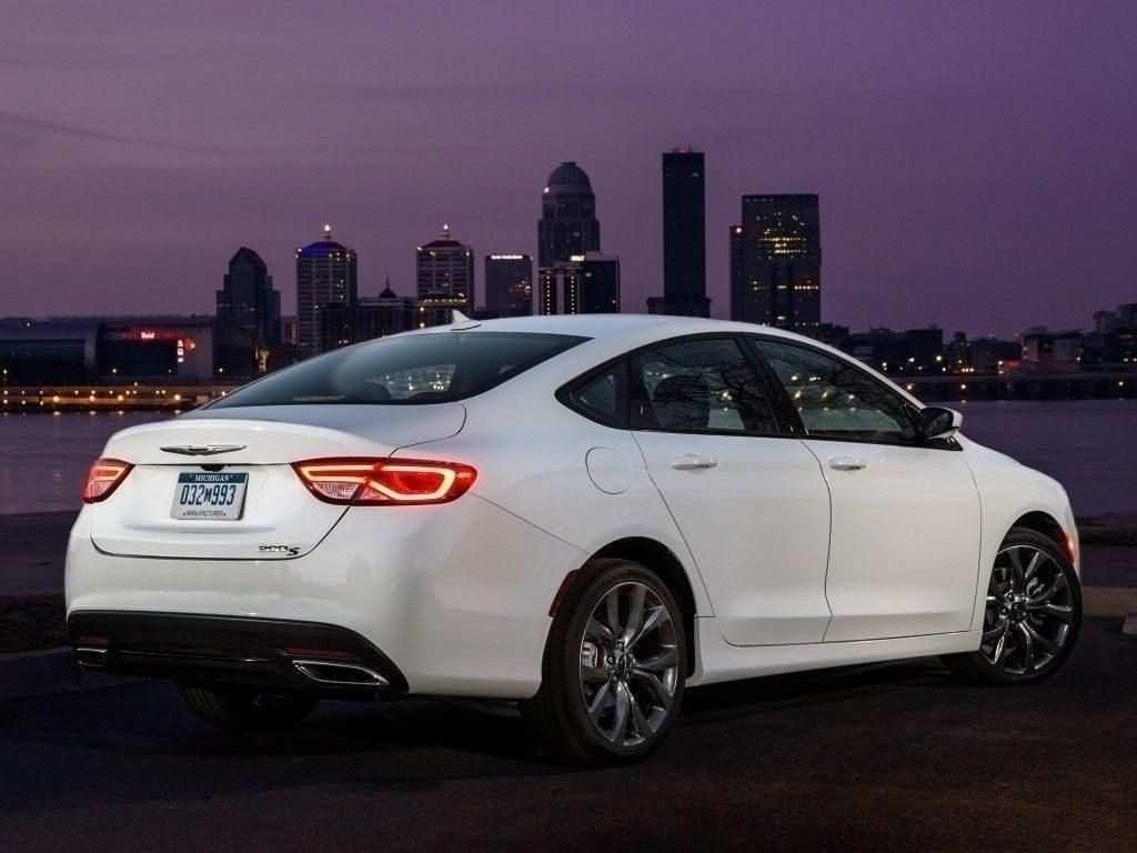 19 All New 2019 Chrysler 200 Specs by 2019 Chrysler 200