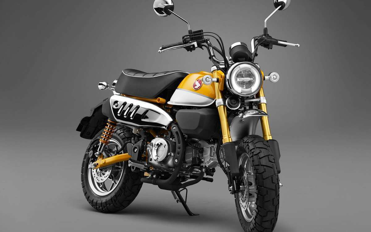 19 All New 2019 Honda 125 Monkey Performance by 2019 Honda 125 Monkey