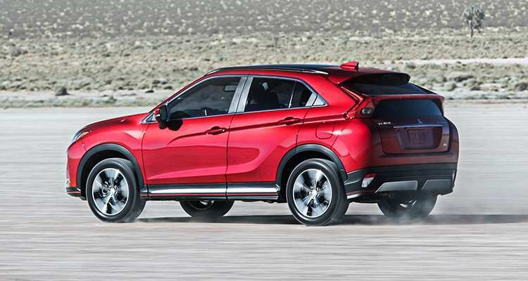 19 All New 2019 Mitsubishi Crossover Style with 2019 Mitsubishi Crossover
