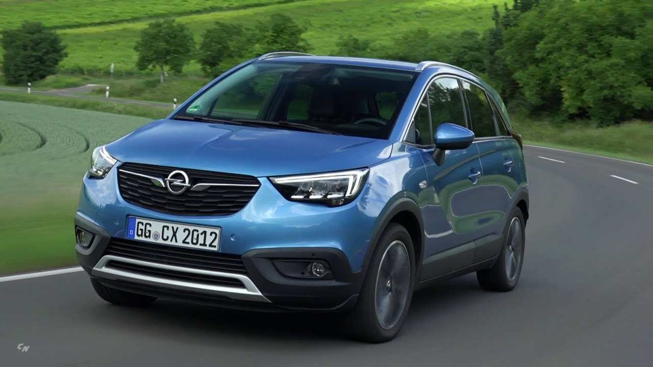 19 All New 2019 Opel Suv Ratings for 2019 Opel Suv