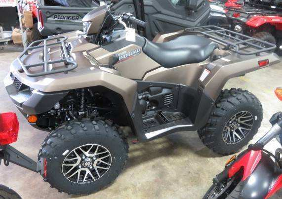 19 All New 2019 Suzuki 750 King Quad Rumors with 2019 Suzuki 750 King Quad