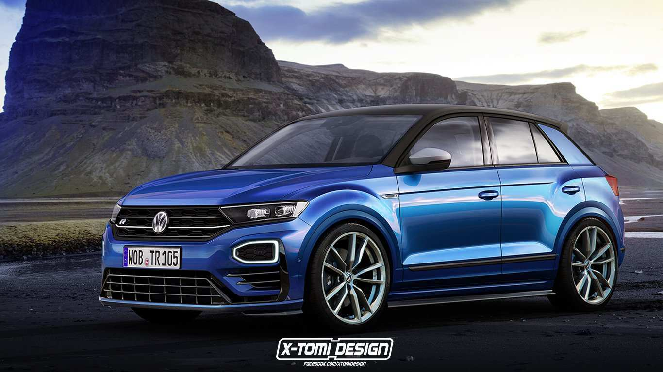 19 All New 2019 Volkswagen T Roc Speed Test for 2019 Volkswagen T Roc
