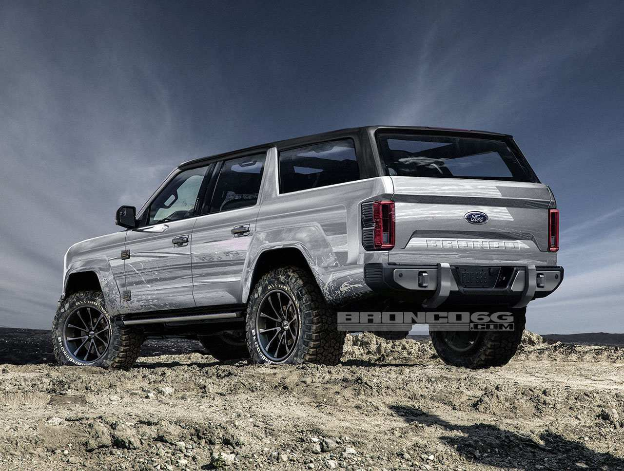 19 All New 2020 Ford Bronco Official Pictures Performance by 2020 Ford Bronco Official Pictures