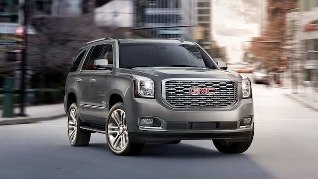 19 All New New 2019 Gmc Yukon Exterior for New 2019 Gmc Yukon