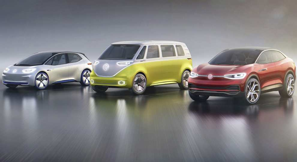 19 All New Volkswagen Elettrica 2020 Model for Volkswagen Elettrica 2020