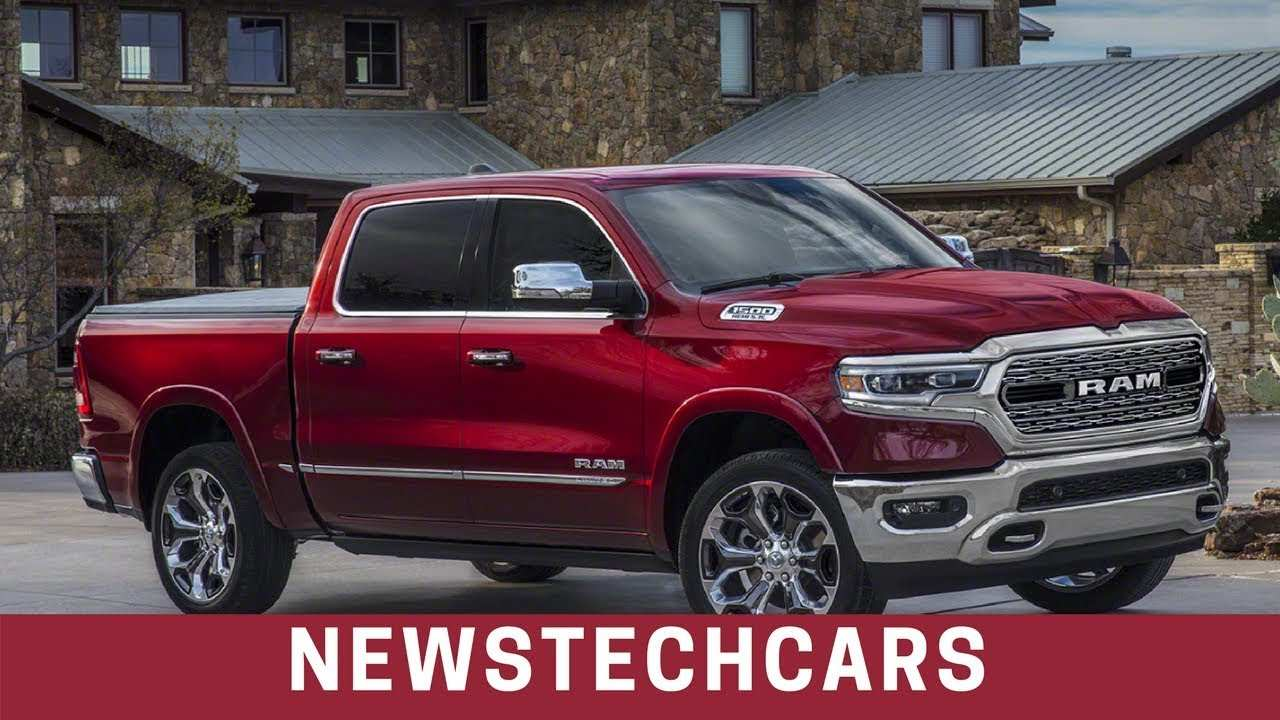 19 Best Review 2019 Dodge Ram 1500 Mega Cab Specs with 2019 Dodge Ram 1500 Mega Cab