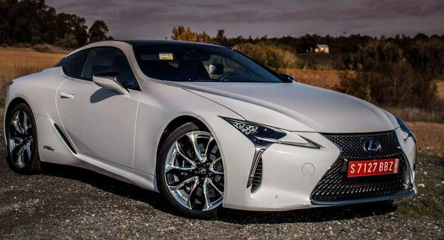 19 Best Review 2019 Lexus Lc F Release for 2019 Lexus Lc F