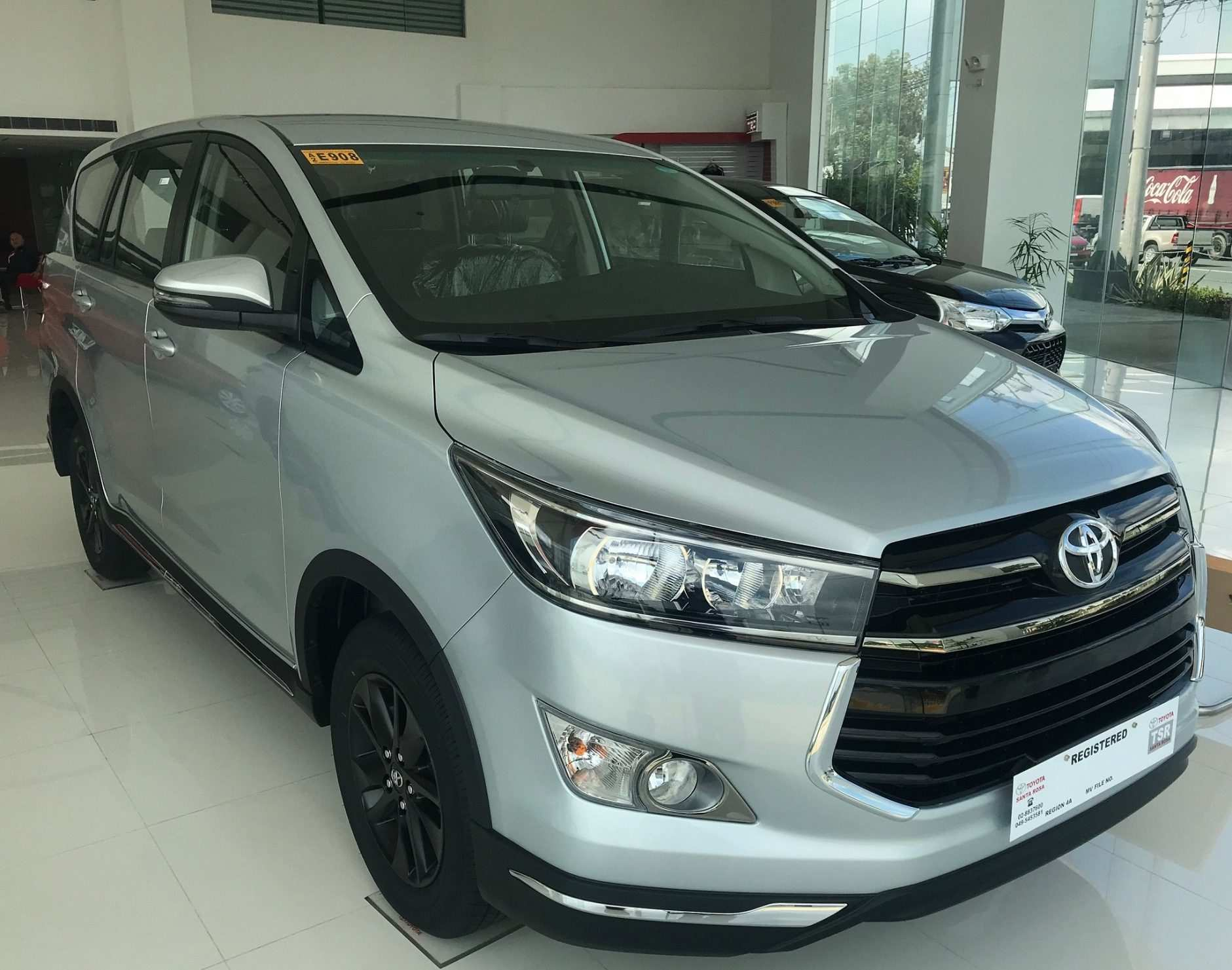 19 Best Review 2019 Toyota Innova Performance and New Engine for 2019 Toyota Innova