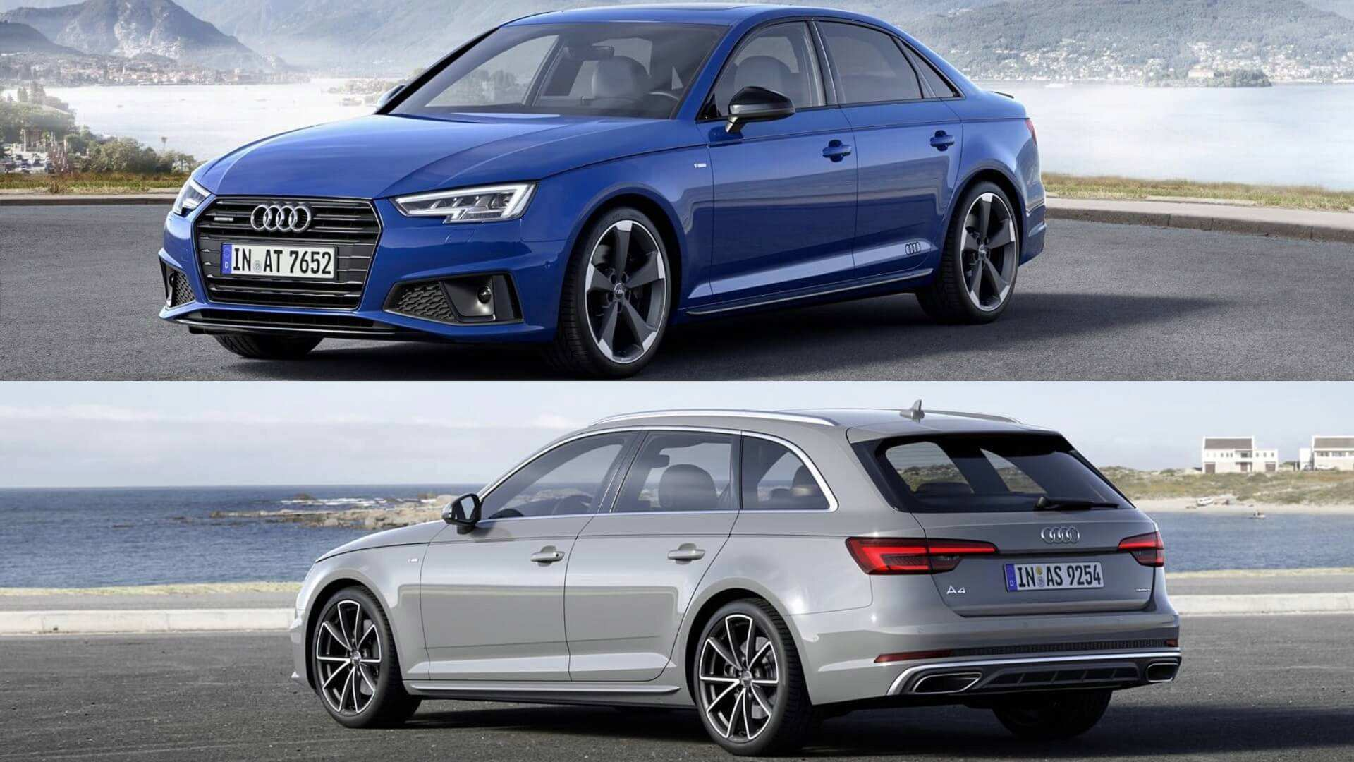 19 Concept of 2019 Audi A4 Release by 2019 Audi A4