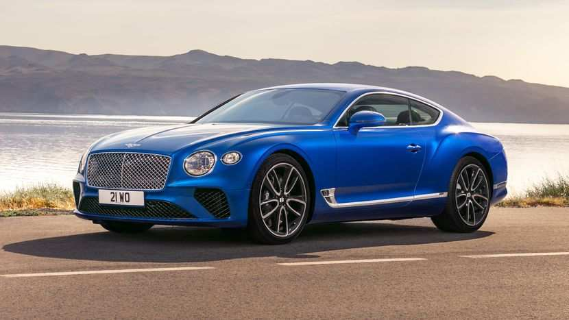 19 Concept of 2019 Bentley Continental Gt Weight Configurations for 2019 Bentley Continental Gt Weight